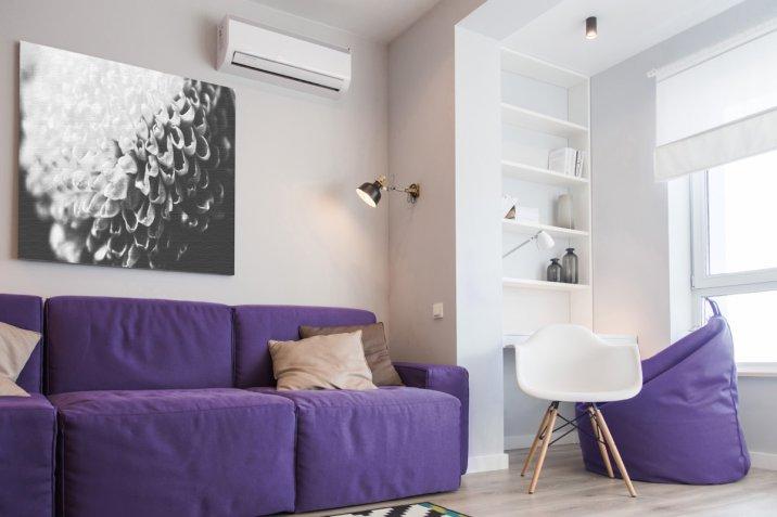 Pantone 2018 Ultra Violet: come arredare casa col colore dell'anno