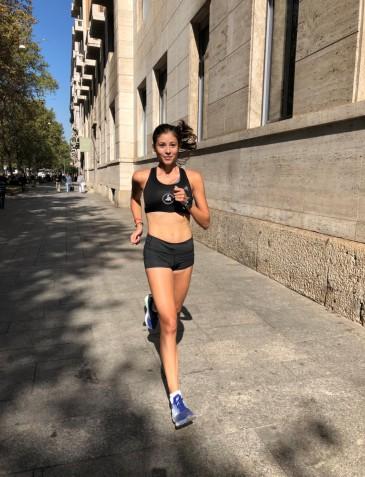 Sara Galimberti: correre veloce è il mio mestiere e la mia passione.