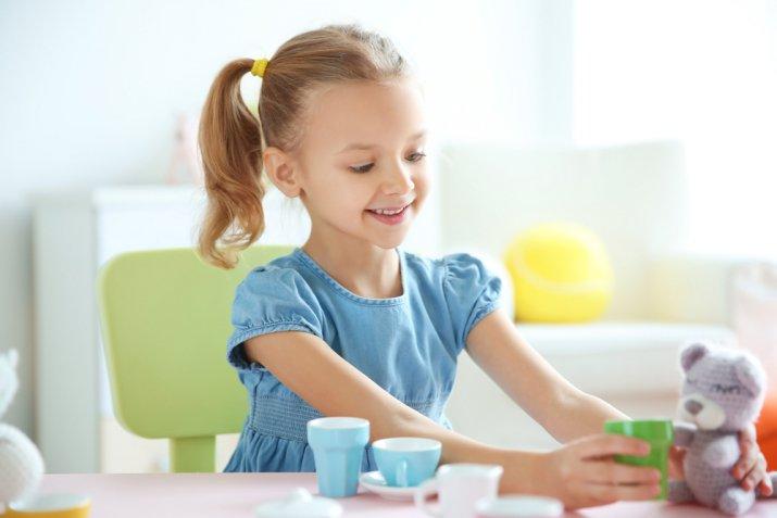 Come arredare una cameretta da bambina