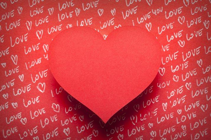 Biglietti di San Valentino, 5 idee per pop up romantici