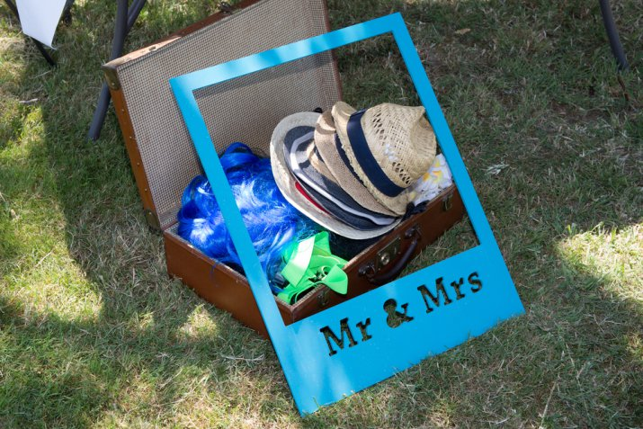 Cornice photo booth matrimonio, 5 idee simpatiche e particolari