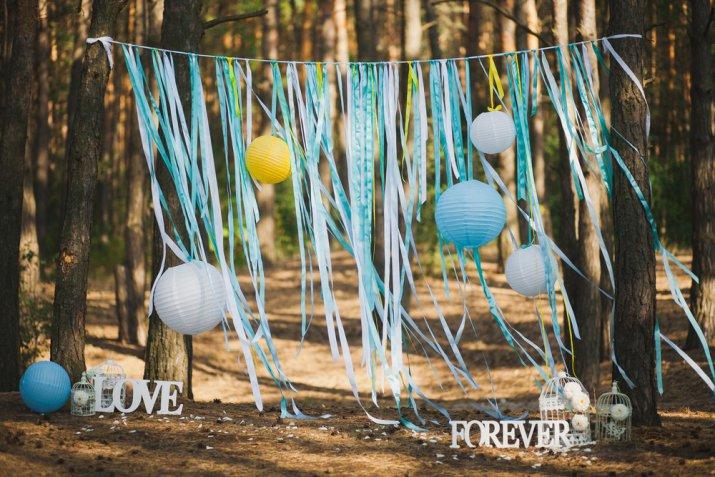 Photo booth matrimonio, 7 sfondi originali per le foto degli invitati
