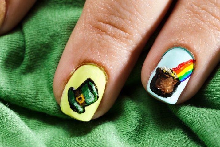 Nail Art di San Patrizio: 5 decorazioni unghie a tema per la festa