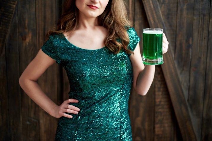 I migliori look in verde per la festa di San Patrizio