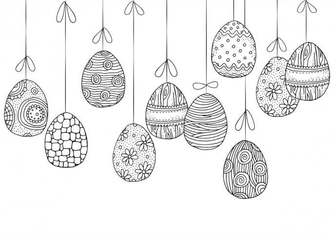 Auguri di Pasqua: i biglietti da stampare e personalizzare per i nostri messaggi