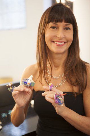 Barbara Uderzo, il design del gioiello contemporaneo