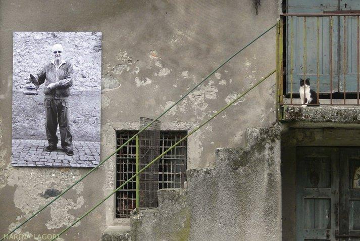 """Giulia Caminada: """"Ho messo in posa tutto il paese di Barni"""""""