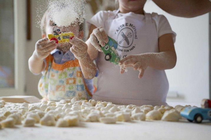 Carlotta Pasqua: dall'azienda di famiglia a una startup per i miei bambini.