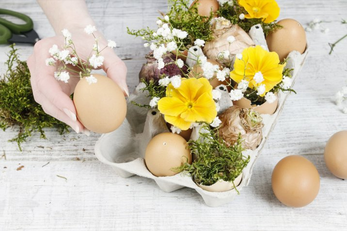 Come arredare casa per Pasqua con 5 decorazioni chic e a tema festivo