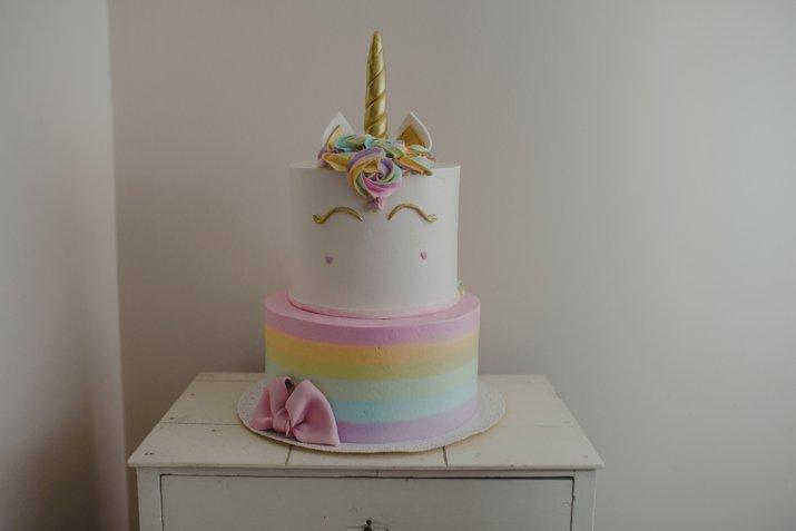 Torte unicorno in pasta di zucchero, 5 idee irresistibili per le decorazioni