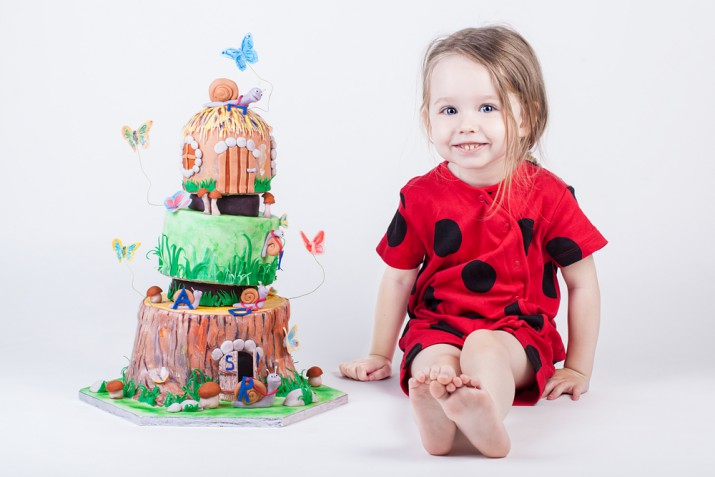 Farfalle in pasta di zucchero, 5 idee da copiare per il tuo cake design