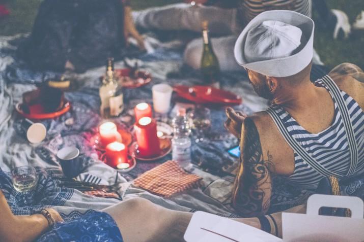 Antonella Guzzardi: trasformo il pic nic in un evento magico