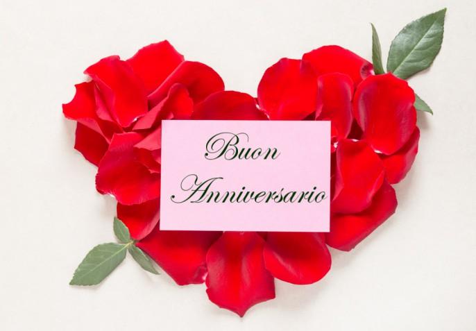 buon anniversario auguri