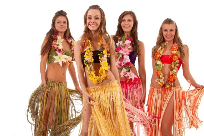 Festa hawaiana fai da te, 5 idee facili per gli accessori