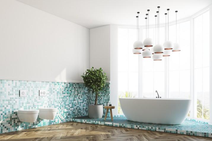 Come abbellire un bagno, 5 idee fai da te per renderlo elegante con poco