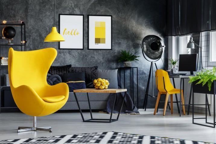 Soggiorno moderno bianco e grigio: 5 ispirazioni per un arredo di tendenza