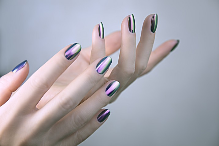 Le nail art autunno 2018 con le tendenze più belle per le nostre unghie