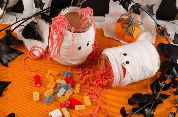Cestino Halloween fai da te, 5 idee sfiziose