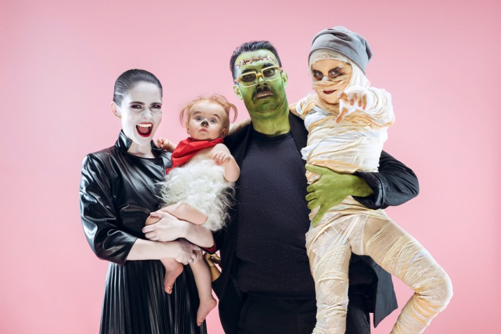 Costumi Halloween adulti fai da te semplici, 5 idee per uomo