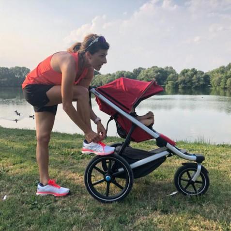 Elena Casiraghi: sport, alimentazione e maternità