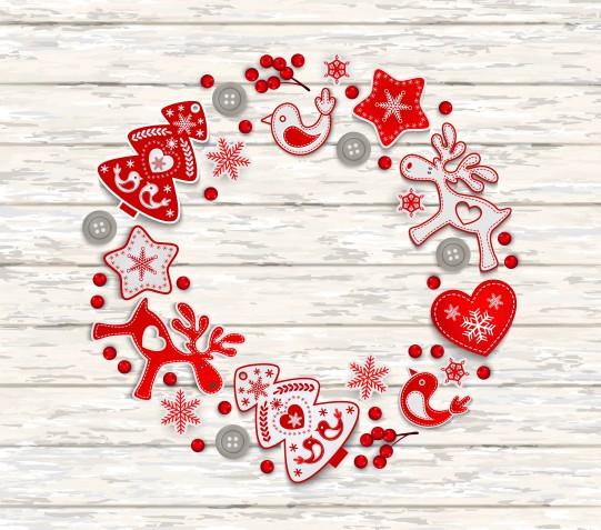 Decoupage di Natale: 5 idee per le decorazioni personalizzate