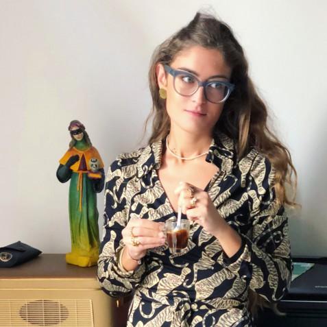 Francesca Crescentini alias Tegamini: la scrittura come stile di vita.