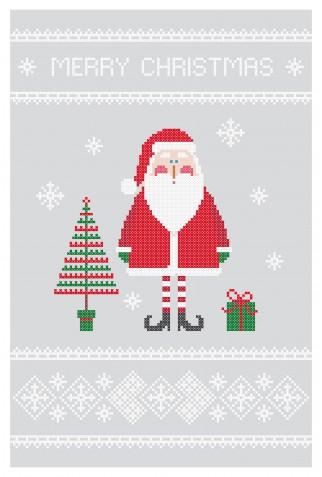 Babbo Natale Punto Croce Schemi Gratis.7 Schemi Gratis Da Non Perdere Donnad