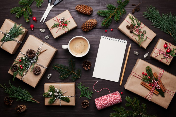 Come impacchettare i regali di Natale e 5 idee per una confezione originale