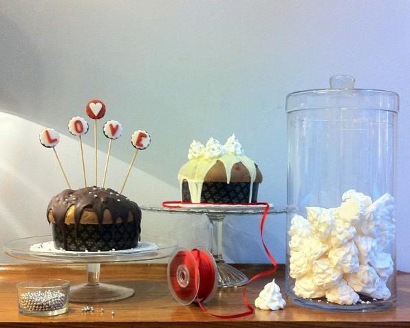 Tortatelier: a Milano anche le torte sono di design.