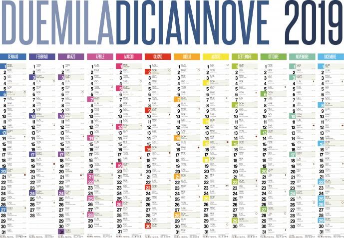 Calendario Da Stampare.6 Modelli Gratis 1 Da Non Perdere Donnad