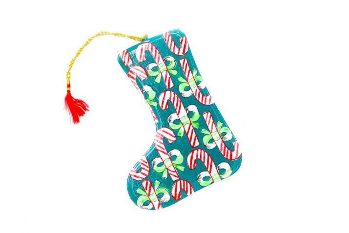 Calza della Befana personalizzata con il decoupage: 5 decorazioni graziose
