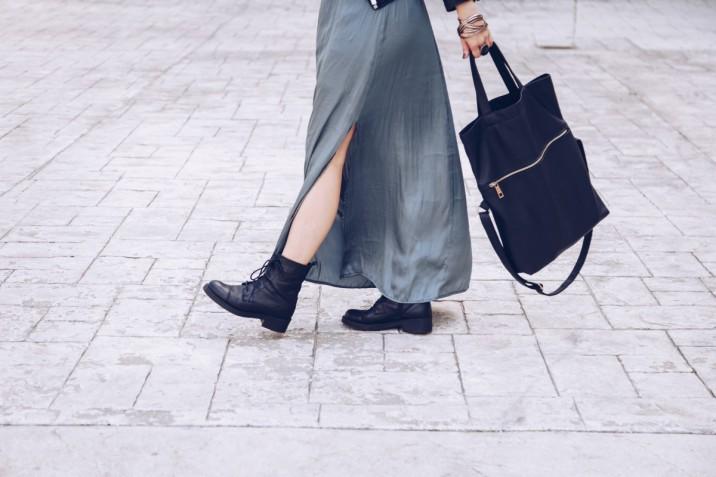 Come indossare gli anfibi a 30, 40 e 50 anni