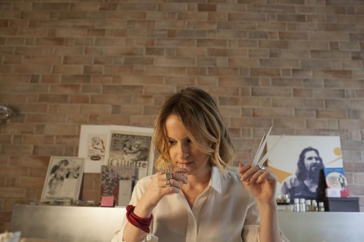 Paola Bottai, il profumo moderno del vintage.