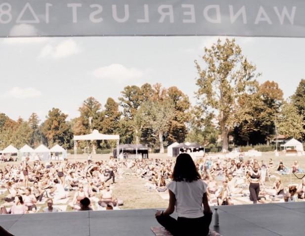 Linda Gastaldello, tra Italia a New York con lo yoga.