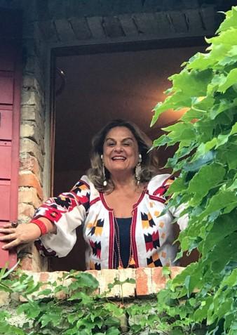 L'altra metà del genio: Paola Buratto Caovilla