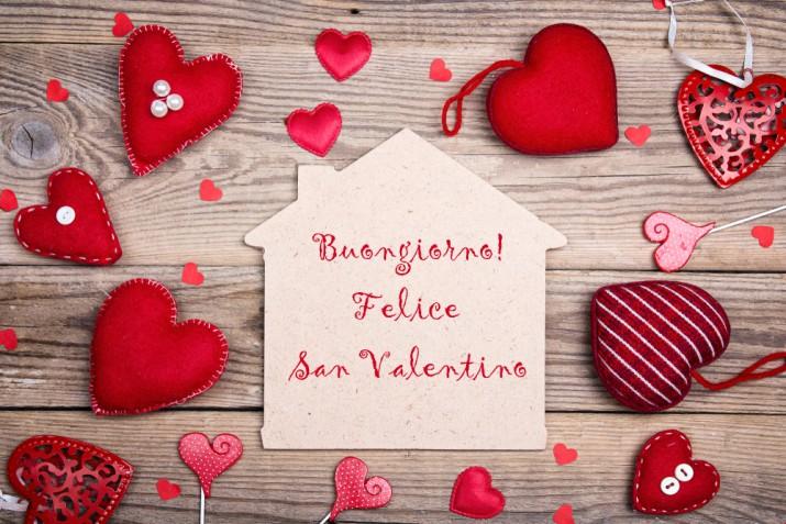 Buongiorno San Valentino: 9 immagini romantiche per il 14 febbraio