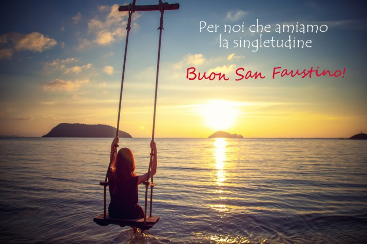 Immagini San Faustino: le più belle per fare gli auguri agli amici single