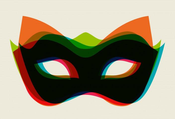 7 maschere gratis originali   DonnaD