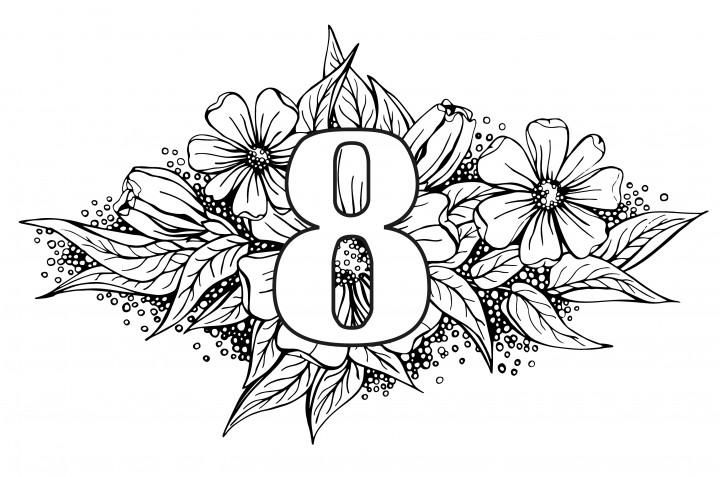 Festa della donna: 7 disegni da scaricare gratis