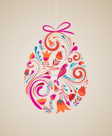 Albero di Pasqua: 11 disegni gratis per le decorazioni fai da te
