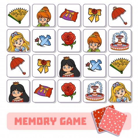 Gioco memory da stampare: le carte da scaricare gratis