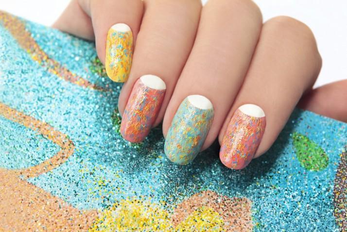 Nail art in colori pastello: 7 decorazioni unghie da provare