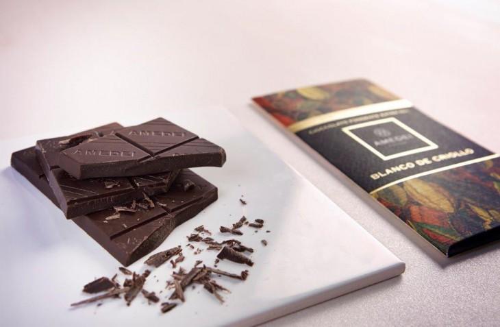 Cecilia Tessieri, la creatrice di cioccolato.