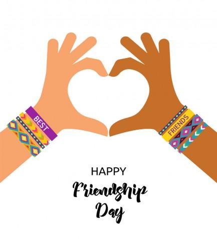 Giornata mondiale dell'amicizia 2019: 7 disegni da colorare per i bambini