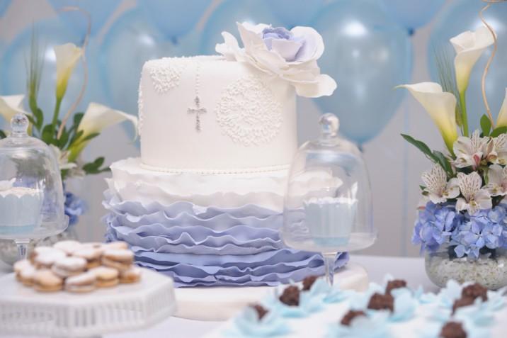 Torte Battesimo per bimba: 9 decorazioni che vorrai fare