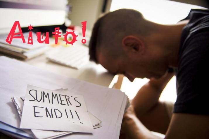 Immagini fine vacanze: le più simpatiche per salutare le ferie