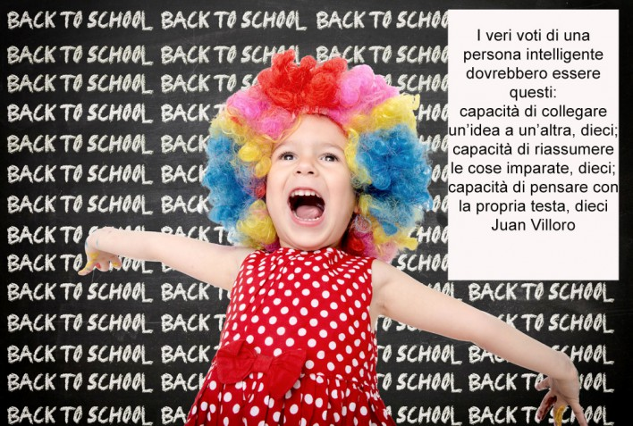 Primo giorno di scuola: 7 immagini divertenti con le frasi
