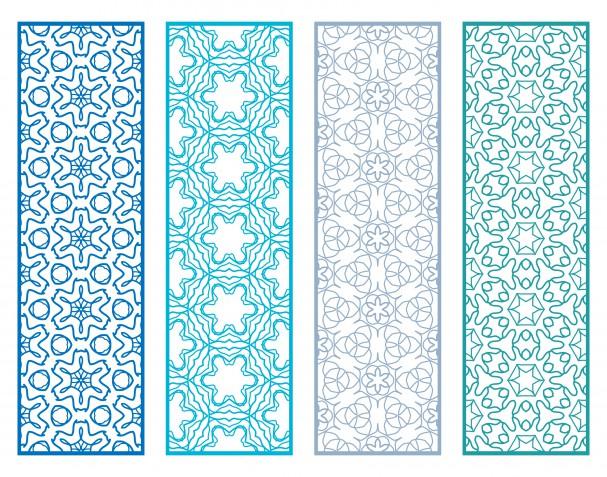 Segnalibri fai da te da colorare: 13 immagini belle gratis