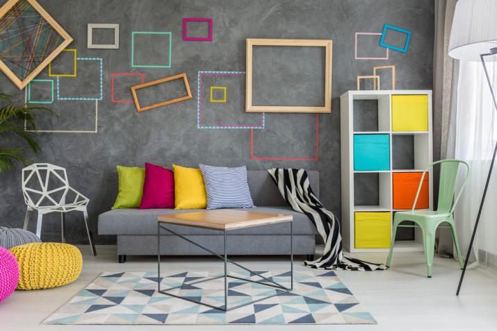 Decorare le pareti con i washi tape: come fare e 11 idee creative