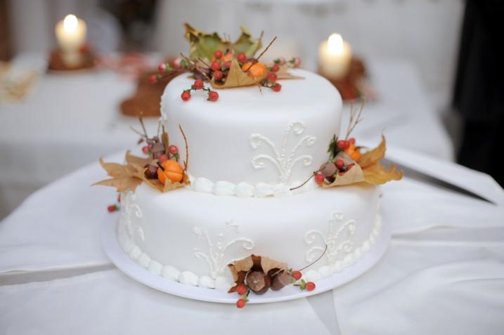 Torte matrimonio a tema autunno: 7 idee ispirate alla stagione